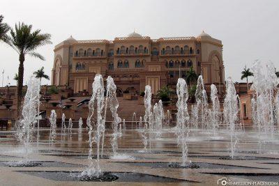 Das Emirates Palace