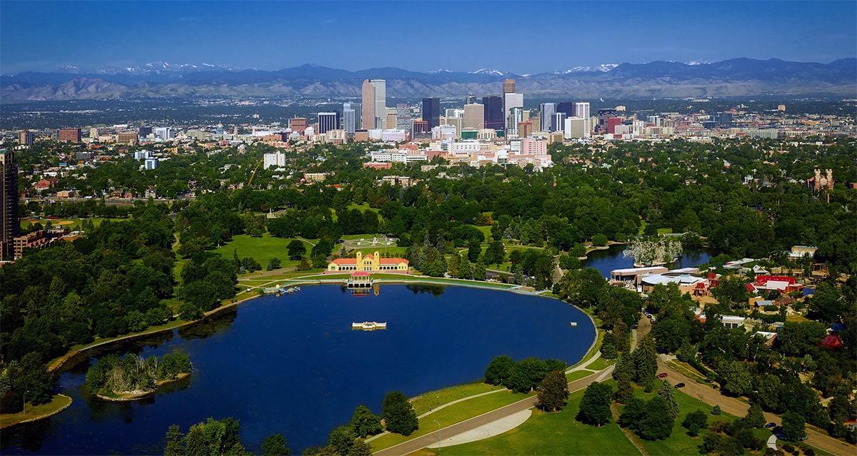 Skyline, Denver, Colorado, USA, Sehenswürdigkeiten, Auf eigene Faust, Reisebericht