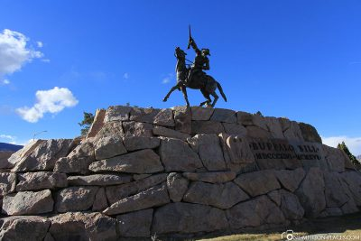 The Scout – Buffalo Bill Statue