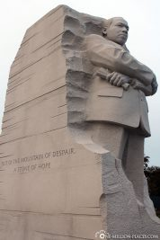 Das Martin Luther King Memorial