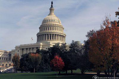 Das U.S. Capitol