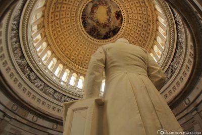 Die Kuppel des Capitols