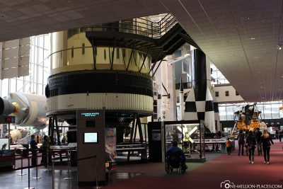 Das National Air and Space Museum