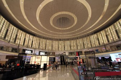 Die Mall of the Emirates