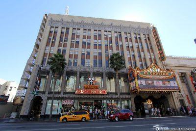 Das El Capitan Theatre