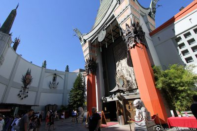The TCL Chinese Theatre
