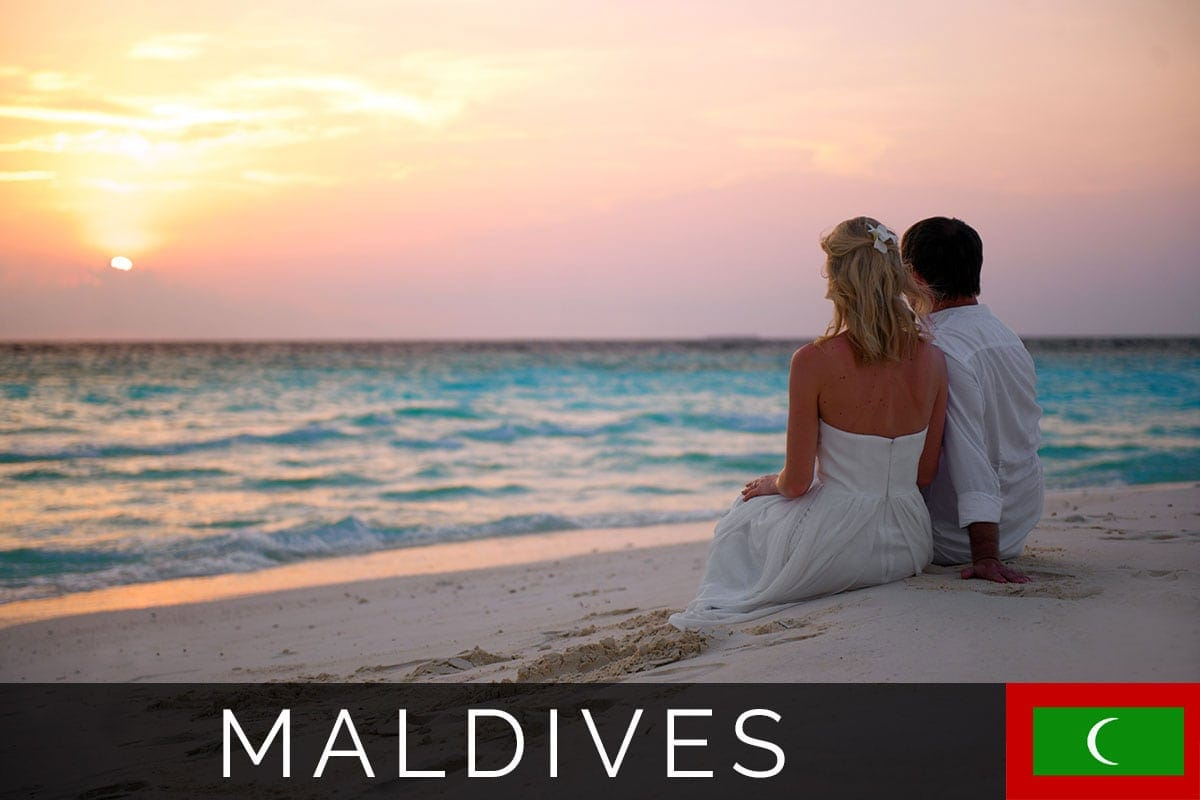 Maldives Robinson Marriage Blog Post