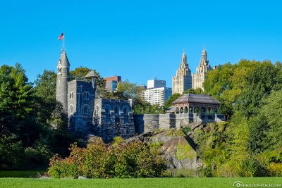 The Belvedere Castle
