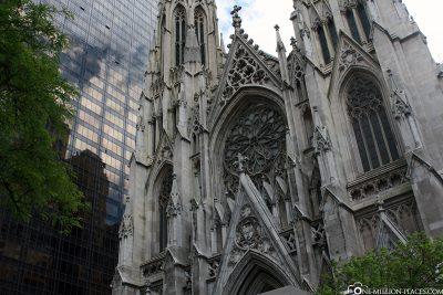 Die St. Patrick's Cathedral