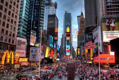 Der Times Square