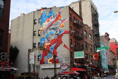 Street Art in Manhattan