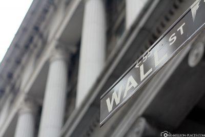 Die Wall Street