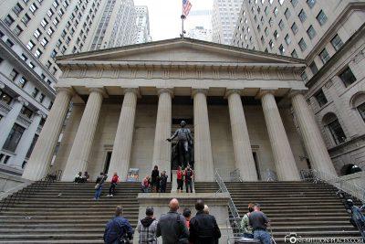 Die Federal Hall