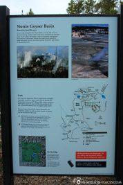 The Norris Geyser Bassin