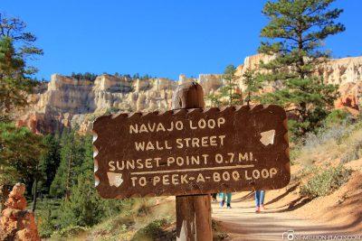 Der Navaja Loop