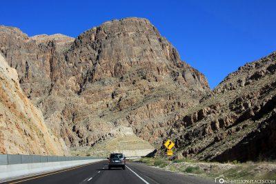 Die Interstate 15