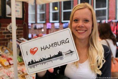 Hamburg, my pearl
