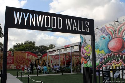 The Wynwood Walls in Miami