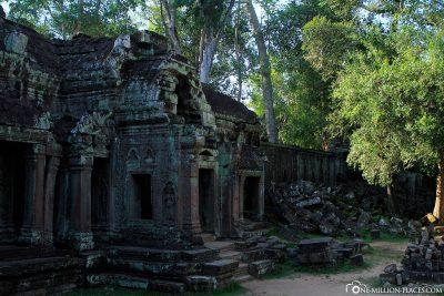 Der Ta Prohm Tempel