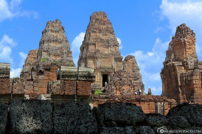 The East Mebon Temple