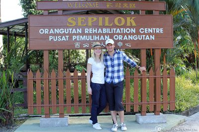 The Rehabilitation Centre for Orangutans