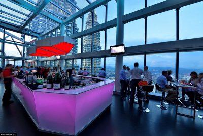 The Rooftop Bar Marini's On 57