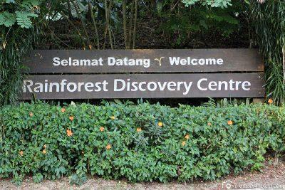 Das Rainforest Discovery Center