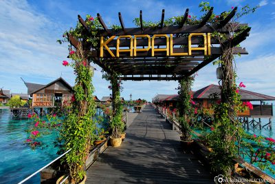 Das Kapalai Dive Resort