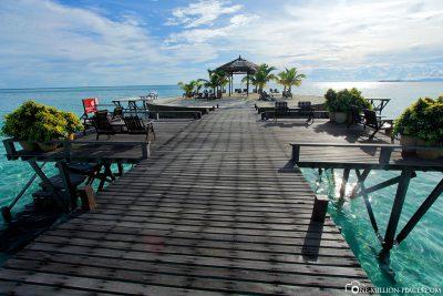 Das traumhafte Resort