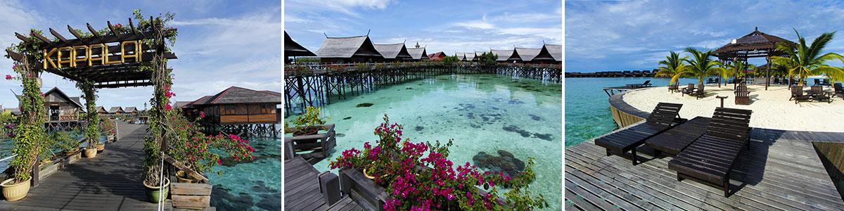 Sipadan Kapalai Dive Resort Headerbild