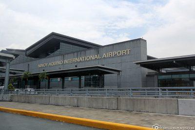 The Ninoy Aquino International Airport