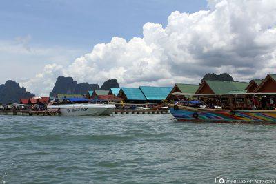 Das Dorf Koh Panyee