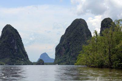 Unser Ausflug nach Khao Phing Kan