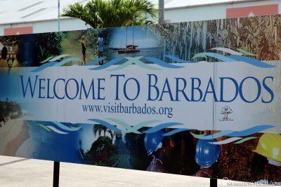 Willkommen in Barbados