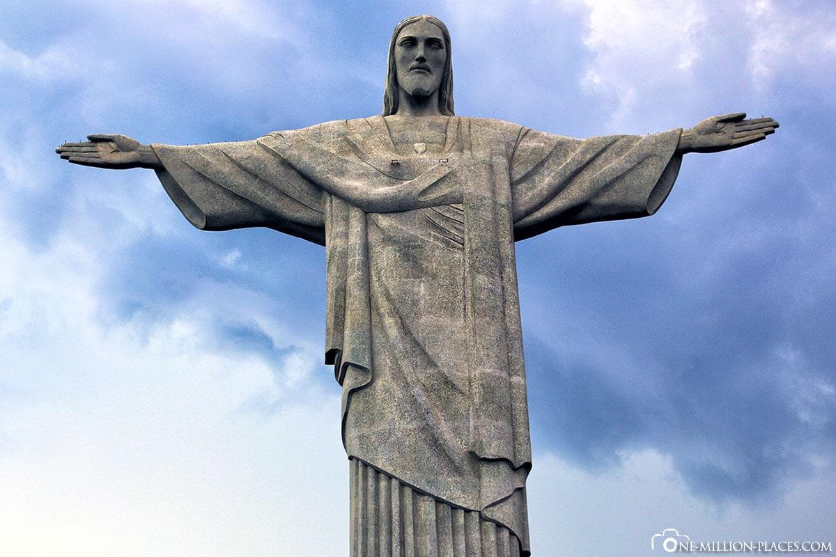 Copacabana Ipanema Cristo Redentor In Rio De Janeiro Brasilien