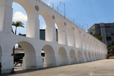 The Lapa Aqueduct