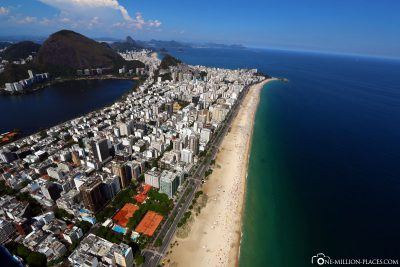 The view of Ipanema