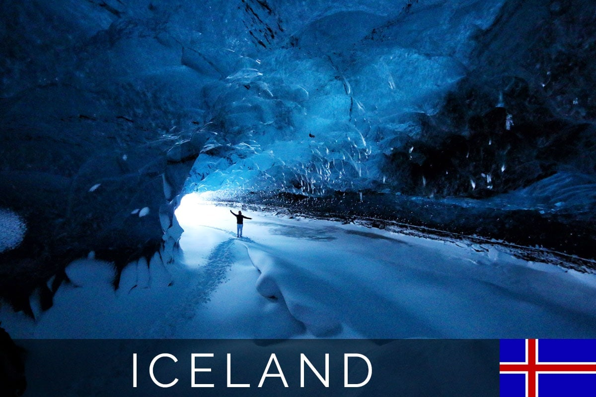 Iceland Ice Cave Blog Post