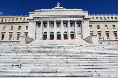 Das Capitol in San Juan