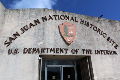 The Castillo San Christobal Puerto Rico