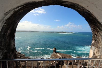 Das Castillo San Felipe del Morro