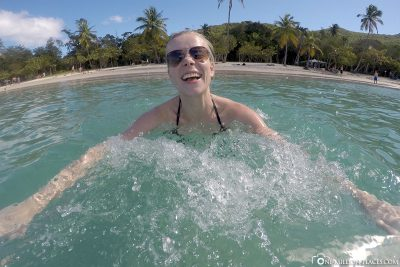 Enjoy the Caribbean Sea