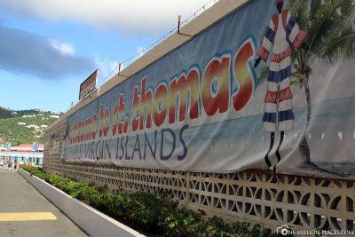 Welcome to Saint Thomas