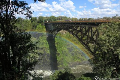 Die Rainbow Bridge