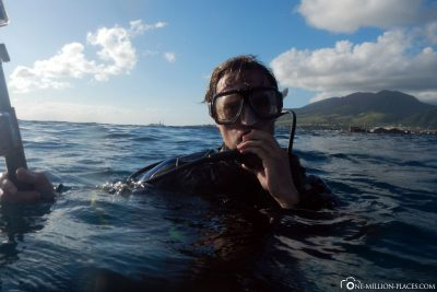 Diving in St. Kitts