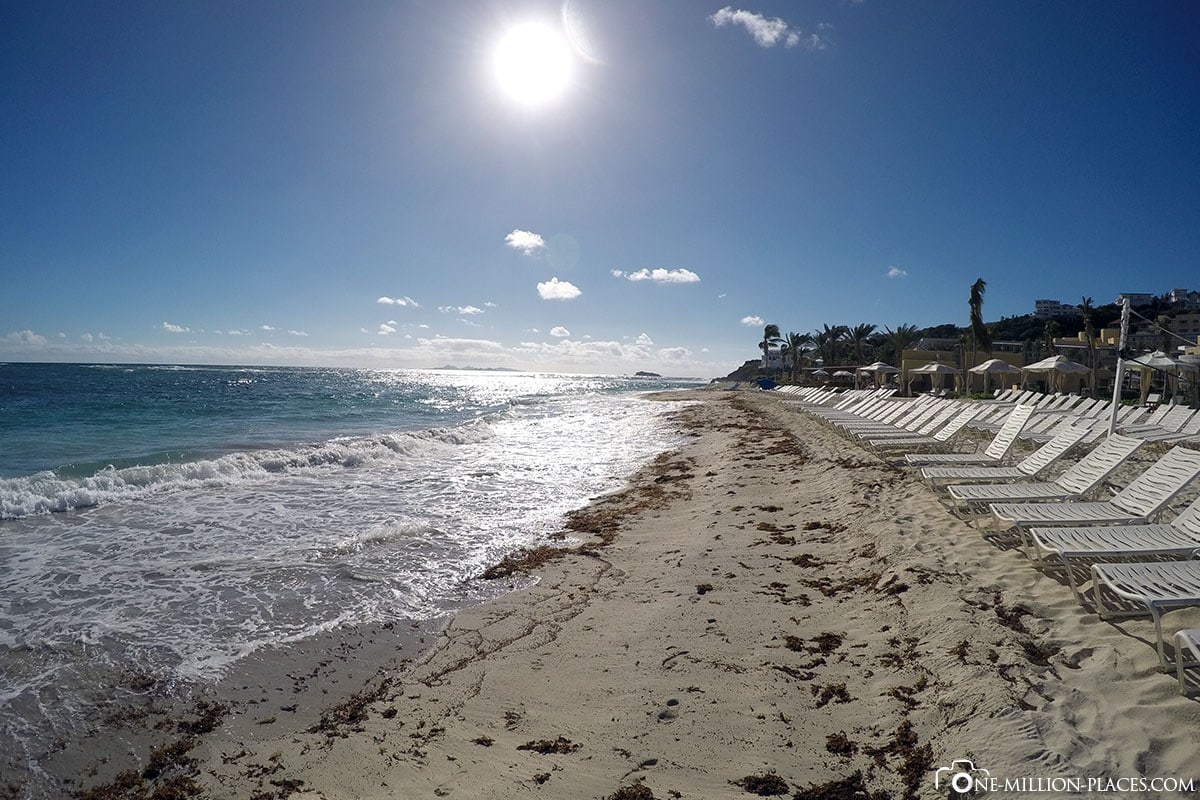 Dawn Beach, Sint Maarten, Island Tour, Caribbean Cruise, Travel Report