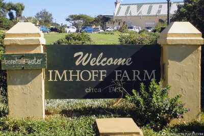 Welcome to Imhoff Farm