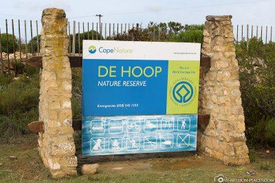 De Hoop Nature Reserve