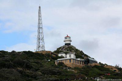 Der Cape Point mit dem Leuchtturm