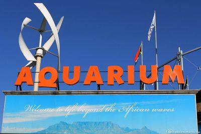 Das Two Oceans Aquarium